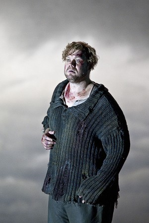 Peter Grimes, English National Opera (2009). Photo by Clive Barda.